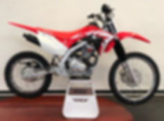 NEW 2020 HONDA CRF125F FUEL INJECTED