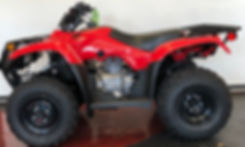 NEW 2020 HONDA TRX250TE RECON