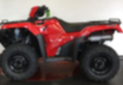 NEW 2019 HONDA TRX500FA6 RUBICON