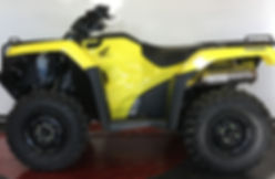 NEW 2020 HONDA TRX420FA2 RANCHER