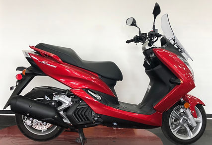 USED 2020 YAMAHA SMAX XC 155 SCOOTER