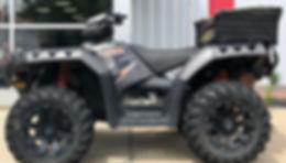 USED 2015 POLARIS 850 SPORTSMAN