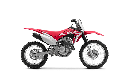 NEW 2021 HONDA CRF250F FUEL INJECTED