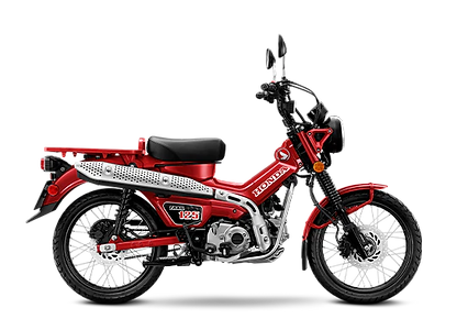 NEW 2021 TRAIL 125 ABS