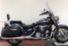 USED 2015 YAMAHA VSTAR 1300 TOUR