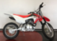 NEW 2018 HONDA CRF125F