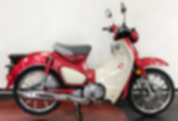 NEW 2020 HONDA SUPER CUB