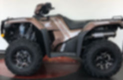 NEW 2021 HONDA TRX520FA7 RUBICON