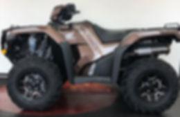 USED 2021 HONDA TRX520FA7 RUBICON