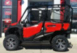 NEW 2019 SXS1000 PIONEER 5-SEAT DELUXE