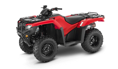 NEW 2021 HONDA TRX420FA2 RANCHER