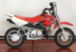 NEW 2019 HONDA CRF50