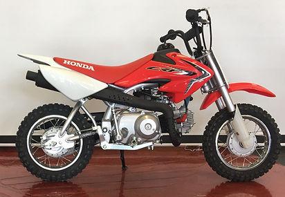 NEW 2021HONDA CRF50