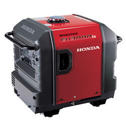NEW EU3000iS HONDA GENERATOR