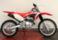 NEW 2019 HONDA CRF250F FUEL INJECTED