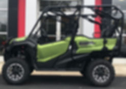 NEW 2020 SXS1000 PIONEER 5-SEAT DELUXE LE