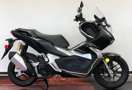 NEW 2021 HONDA ADV150 ADVENTURE SCOOTER