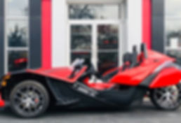 USED 2016 POLARIS SLINGSHOT