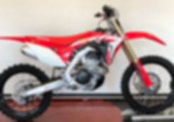 NEW 2020 HONDA CRF250R