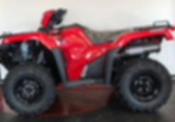 NEW 2020 HONDA TRX520FA6 RUBICON