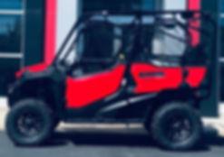 NEW 2020SXS1000 PIONEER 5-SEAT DELUXE