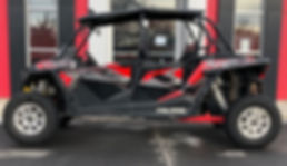 USED 2017 POLARIS RZR XP1000 4-SEAT