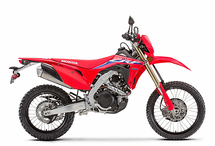 NEW 2021 HONDA CRF450RL