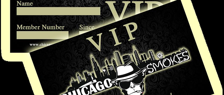 Chicago Smokes VIP Membership