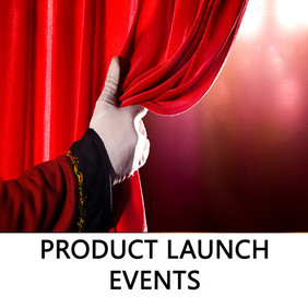 Product Launch Events