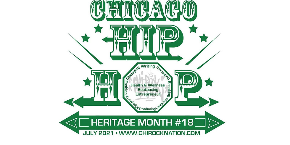 July Hip Hop Museum Guided Tour