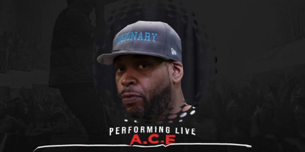 A.C.E. Performing Live for Coast 2 Coast LIVE
