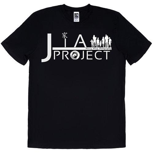 Black Jia Project T-Shirt