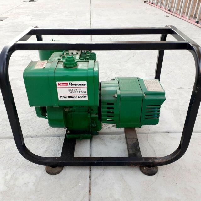 Powermate Generator 4000 Watts (4 hr)