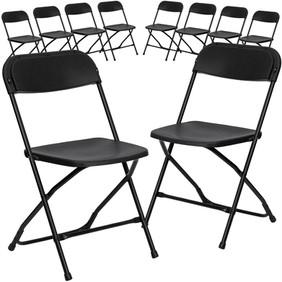 Premium Plastic Folding Chair
