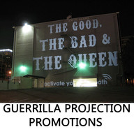 GUERRILLA PROJECTION PROMOTIONS
