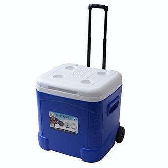 Wheeled IGLOO Ice Cube Cooler (Single)