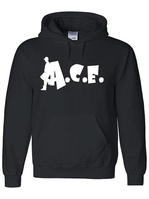 A.C.E. Black Hoodie