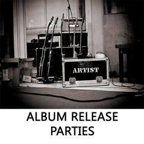 Album Release Parties
