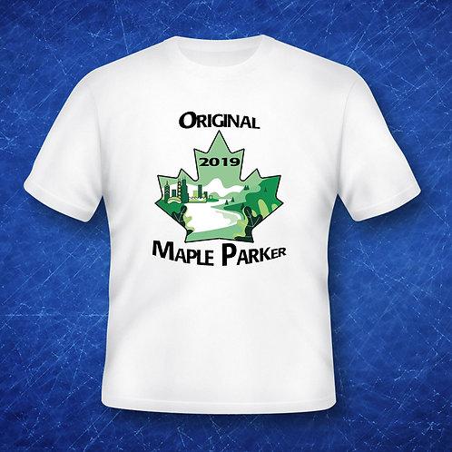 Original Maple Parkers 2019 T Shirt