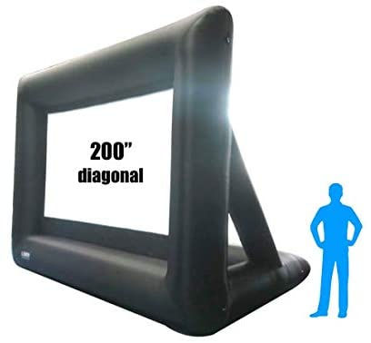 """Inflatable Projection Screen 24', 200"""""""