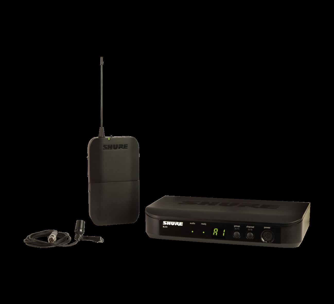Shure Wireless Lapel Microphone