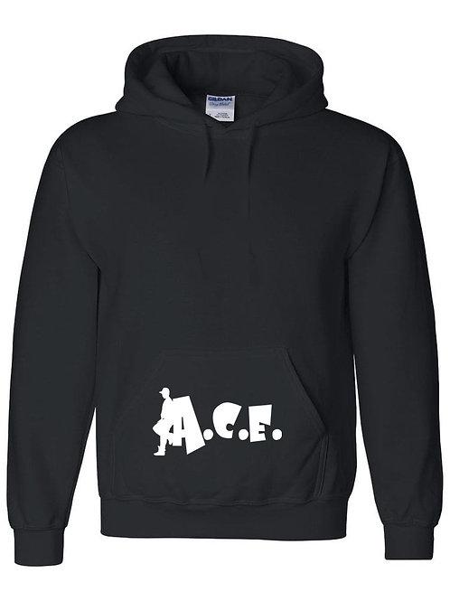 A.C.E. 2 Black Hoodie