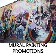 MURAL PAINTING PROMOTIONS
