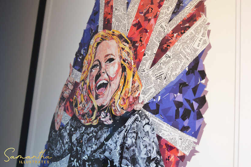 Thumbs Up Adele! A1