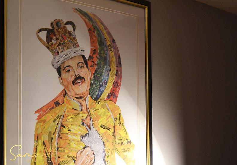 Flamboyant Freddie A1