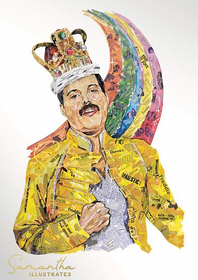 Flamboyant Freddie A2