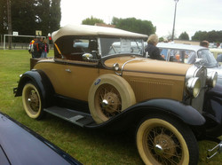 FORD A - 1927