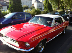 FORD MUSTANG 302 GT - 1968
