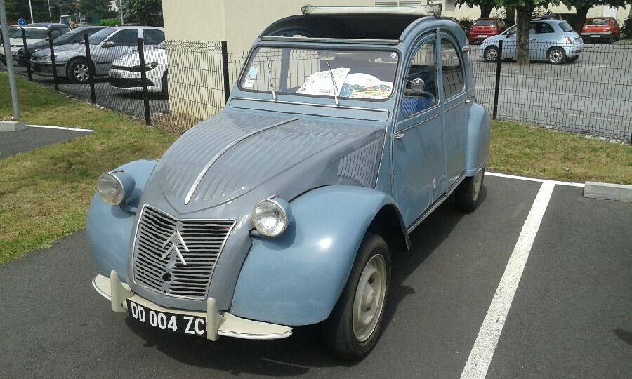 2 CV - 1960