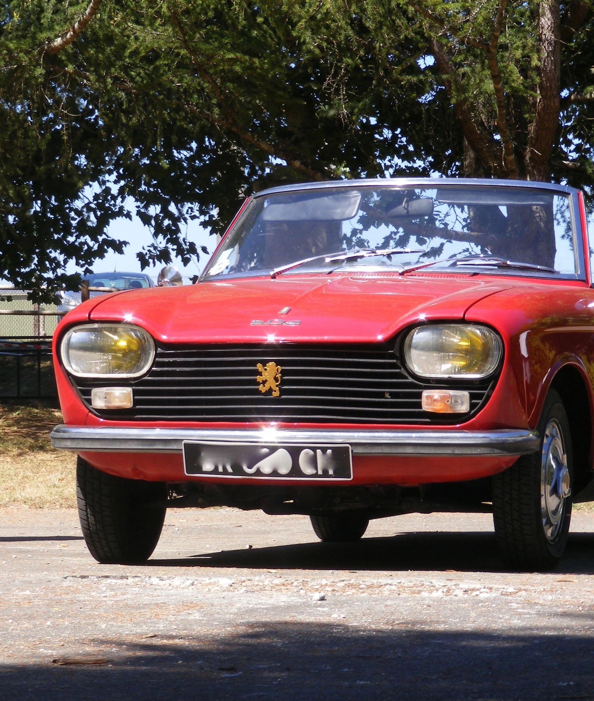 204 CABRIOLET-1967
